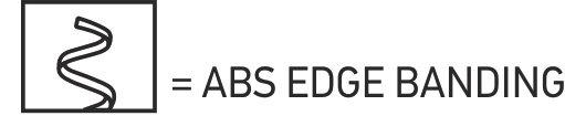 abs edgebanding