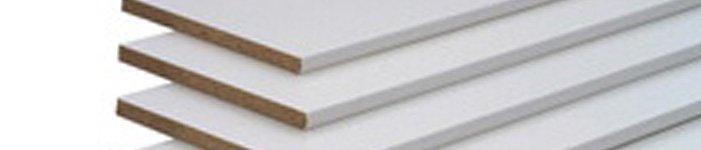 melamine white leuki