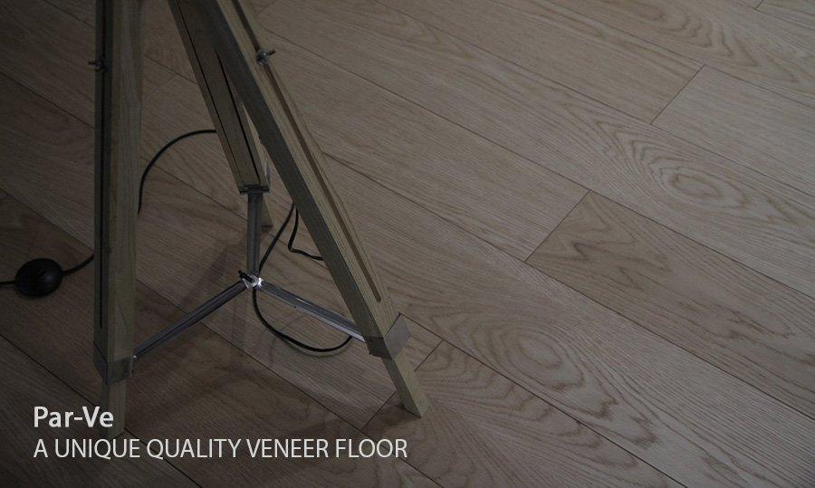 PAR VE veneer floor