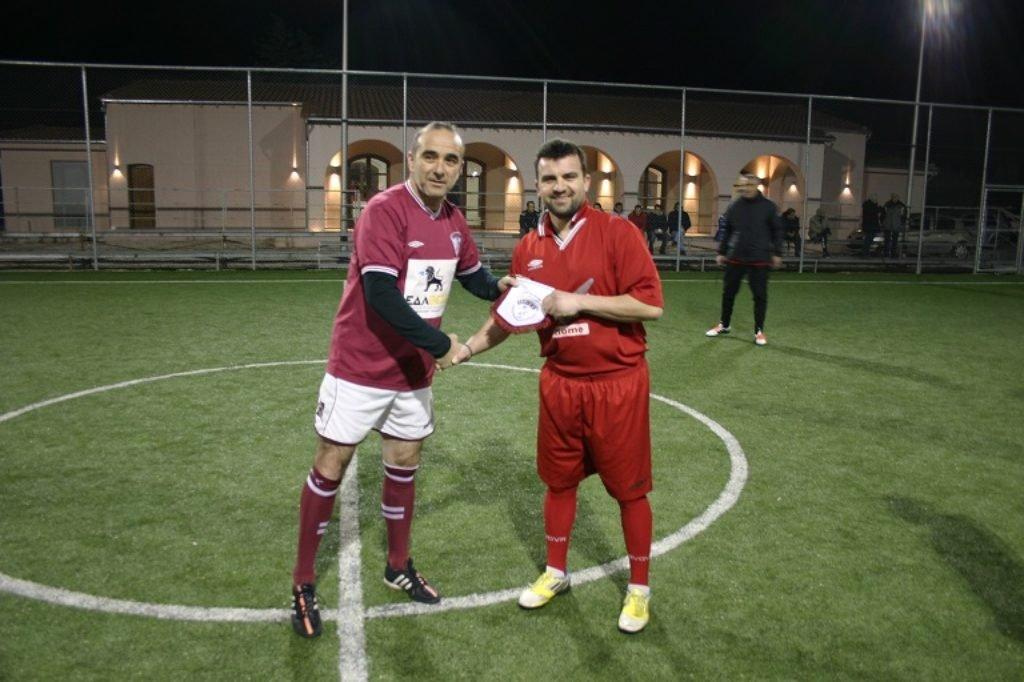 KETHEA EXODOS FOOTBALL 5X5